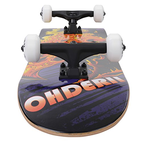 Ohderii-Skate-Skateboards-31-X-8-Skateboard-Cruiser-Through-Downhill-Canadian-Maple-7-layers-0-0
