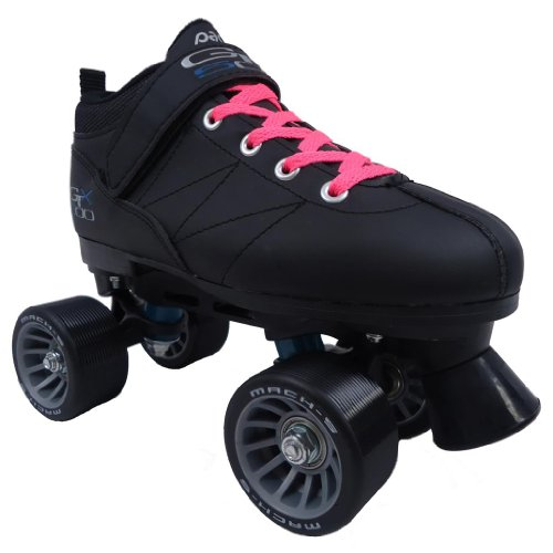 Pacer-GTX-500-Roller-Skates-w-Pink-Laces-0