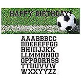 Pack-of-6-Soccer-Sports-Fanatic-Giant-Plastic-Party-Banners-with-Alphabet-Stickers-60-0