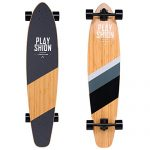 Playshion-42-Inch-Bamboo-Longboard-Skateboard-Complete-0