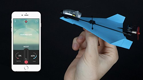 PowerUp-Dart-Aerobatic-Smartphone-Controlled-Paper-Airplane-Blue-0-1