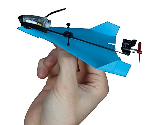 PowerUp-Dart-Aerobatic-Smartphone-Controlled-Paper-Airplane-Blue-0