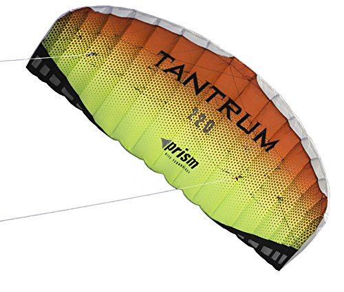 how to fly a parafoil kite