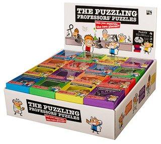 Professor Puzzle Mini Professors Mind Muddler S Puzzle