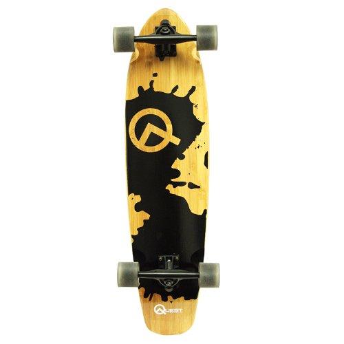 Quest-Rorshack-Bamboo-Longboard-Skateboard-34-Inch-0