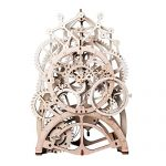 ROBOTIME-3D-Laser-Cut-Wooden-Puzzle-DIY-Mechanical-Pendulum-Clock-Construction-Sets-Best-Christmas-Present-for-Age-14-Years-Up-0