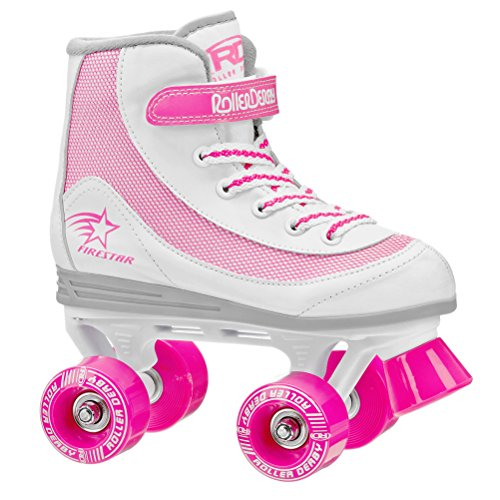 ROLLER-DERBY-GIRLS-FIRESTAR-ROLLER-SKATES-0