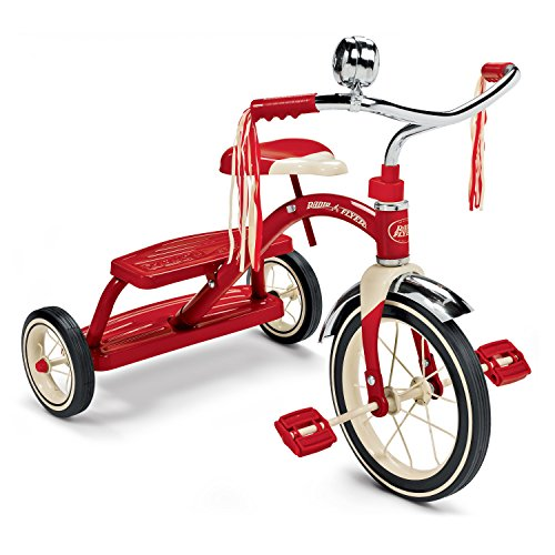 Radio-Flyer-12-in-Classic-Red-Tricycle-0