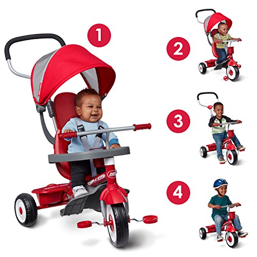 Radio-Flyer-4-in-1-Stroll-N-Trike-0-0