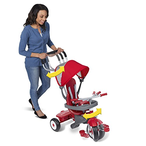 Radio-Flyer-4-in-1-Stroll-N-Trike-0-1