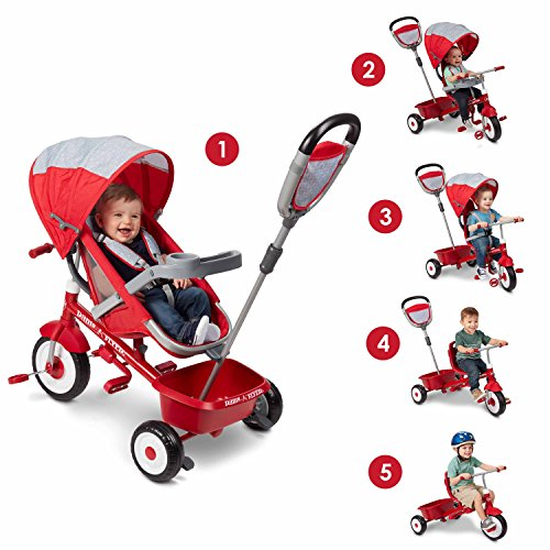 Radio-Flyer-5-in-1-Stroll-N-Trike-0-0