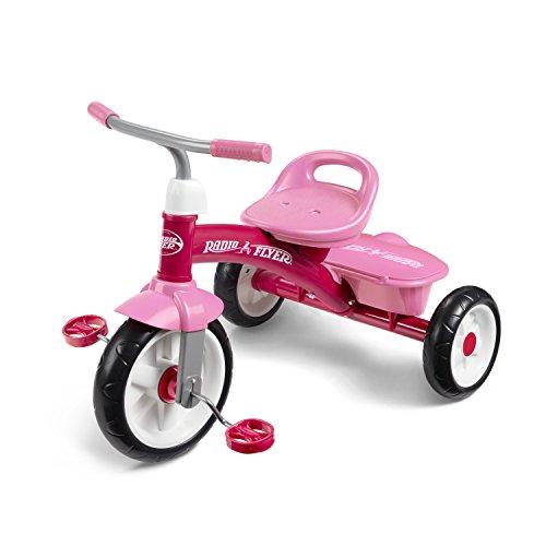 Radio-Flyer-Pink-Rider-Trike-0-0