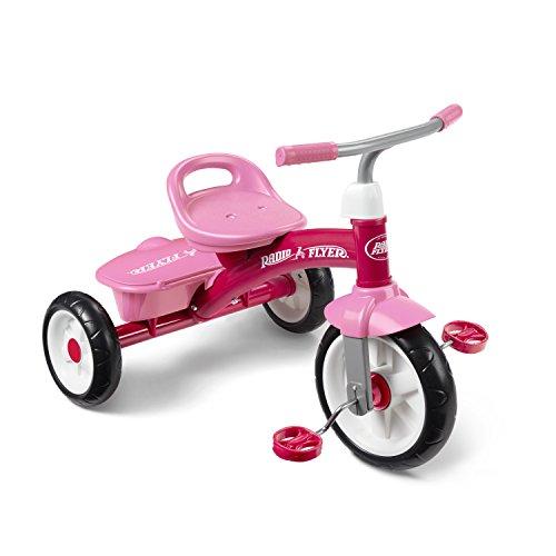 Radio-Flyer-Pink-Rider-Trike-0