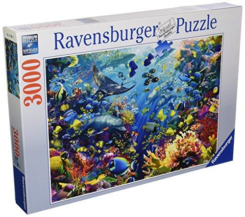 Ravensburger-Underwater-Paradise-Puzzle-3000-Pieces-0