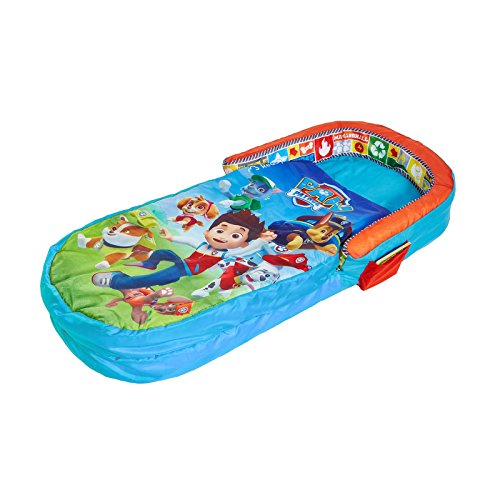 Readybed Paw Patrol Airbed And Sleeping Bag In One By