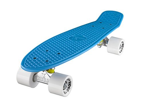 Ridge-Skateboards-Pastels-Range-22-Mini-Cruiser-Board-0