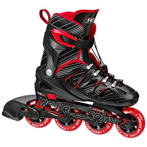 Roller-Derby-Boys-Stinger-52-Adjustable-Inline-Skate-0