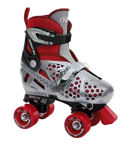 Roller-Derby-Boys-Trac-Star-Adjustable-Roller-Skate-0