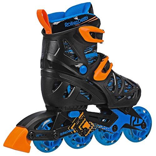Roller-Derby-Boys-Tracer-Adjustable-Inline-Skate-0-0