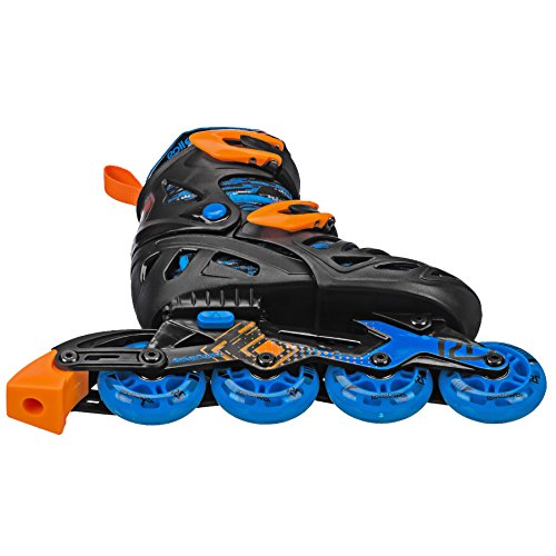 Roller-Derby-Boys-Tracer-Adjustable-Inline-Skate-0-1