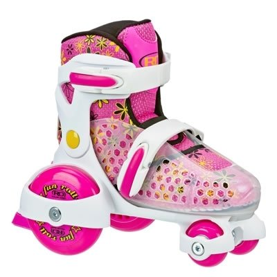 Roller-Derby-Girls-Fun-Roll-Adjustable-Roller-Skate-0-0