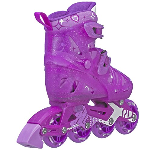 Roller-Derby-Girls-Tracer-Adjustable-Inline-Skate-0-0