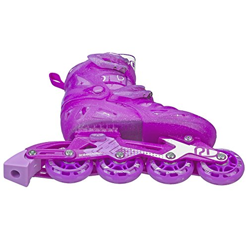 Roller-Derby-Girls-Tracer-Adjustable-Inline-Skate-0-1