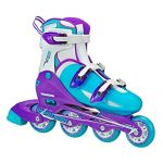 Roller-Derby-Womens-V-Tech-500-Button-Adjustable-Inline-Skate-0