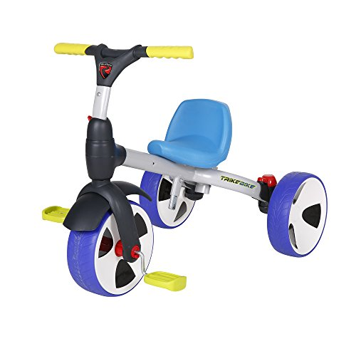 Rollplay-4-in-1-Convertible-Trike-Bike-0