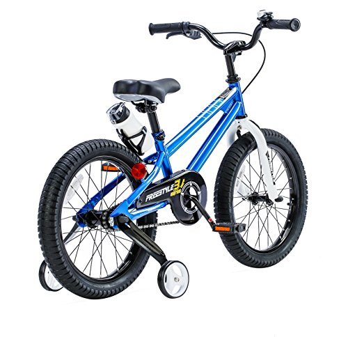 RoyalBaby-BMX-Freestyle-Kids-Bike-Boys-Bikes-and-Girls-Bikes-with-training-wheels-12-inch-14-inch-16-inch-18-inch-Gifts-for-children-0-0