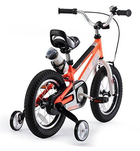 RoyalBaby Space No. 1 Aluminum Kids Bikes 12 Inch, 14 Inch