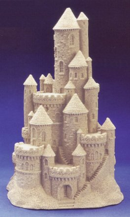 Wooden Toy Cars >> Sandcastle Centerpiece – Magic Castle IV | Hobby Leisure Mall