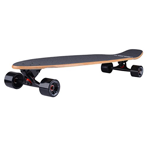 Sanview-Bamboo-Drop-Through-Longboard-Skateboard-Cruiser-0-2
