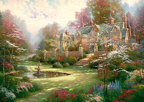 Schmidt-Puzzle-2000-pieces-The-country-house-Thomas-Kinkade-cod57041-0