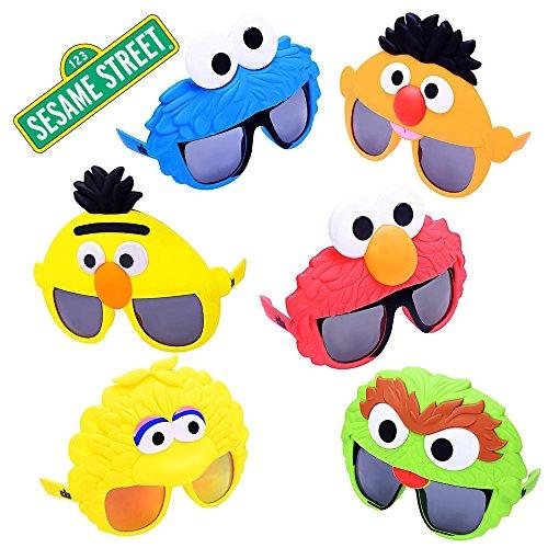 Sesame Street Birthday Party Favor Supplies Toys Sunglasses