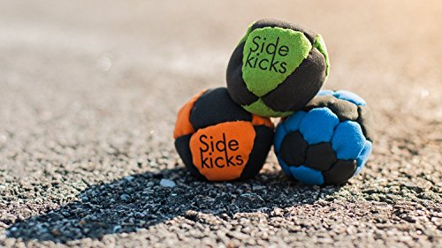 Sidekicks-Hacky-Sack-Classic-Sand-Filled-Footbag-Best-for-Dirtbag-Practice-Juggling-Practice-Hand-Stitched-Synthetic-Suede-Sand-Hacky-Sack-Dirt-Bag-0-1