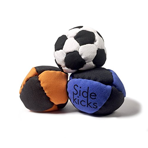 Sidekicks-Hacky-Sack-Classic-Sand-Filled-Footbag-Best-for-Dirtbag-Practice-Juggling-Practice-Hand-Stitched-Synthetic-Suede-Sand-Hacky-Sack-Dirt-Bag-0