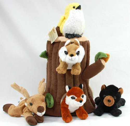 Forest Friends Tree House