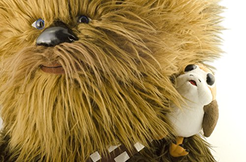 Star-Wars-The-Last-Jedi-24-Talking-Chewbacca-6-Porg-Plush-Toy-Amazon-Exclusive-0-0