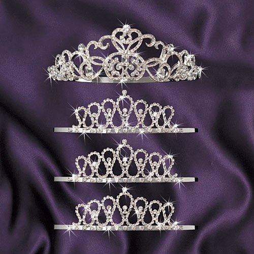 Stars-Tiara-Crown-Combo-Set-of-4-0