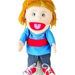 Sunny-Toys-14-Yellow-Haired-Girl-In-Blue-Top-Glove-Puppet-0