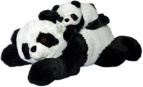 Super Soft Giant Panda Bears Stuffed Animals Set By