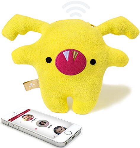 Talkie By Toymail Bitsy A Bat The Safe Amp Smart Toy To