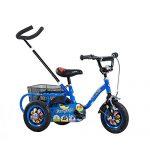 Tauki-10-Inch-Kids-Tricycle-with-Adjustable-Push-Bar-Kids-Trike-0
