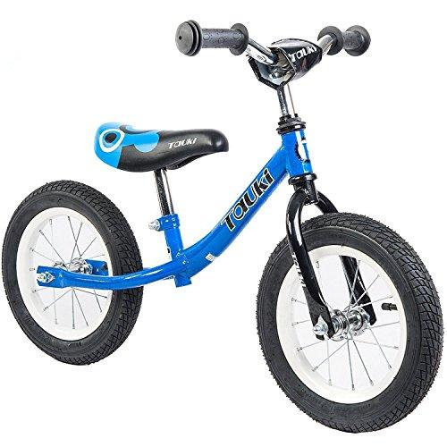 Tauki-Kid-Balance-Bike-No-Pedal-Push-Bicycle-12-Inch-95-assembled-0