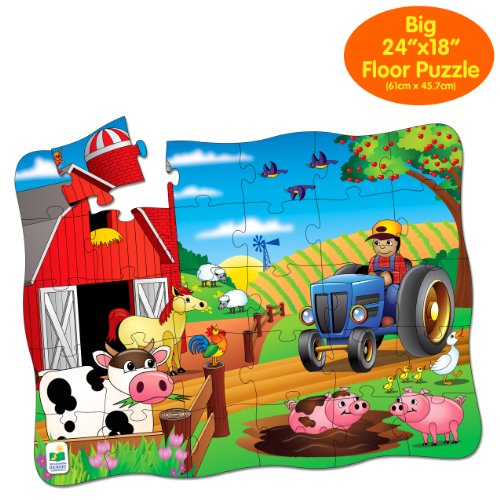 The-Learning-Journey-Big-Floor-Puzzles-Journey-to-The-Farm-Playset-0-0