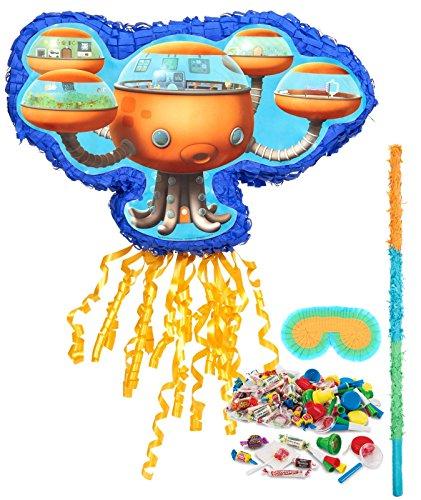 The-Octonauts-Party-Supplies-Pinata-Kit-0