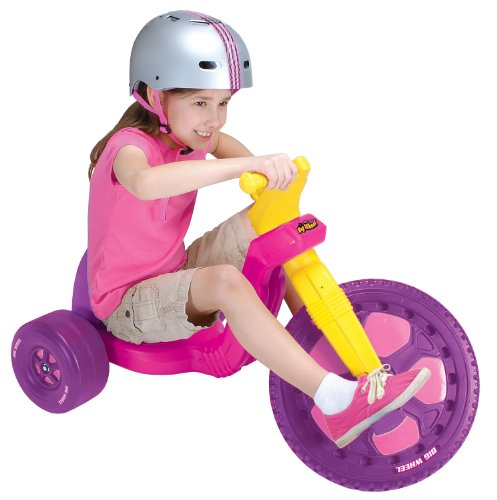 The-Original-Big-Wheel-16-Big-Wheel-Racer-Pink-0-0