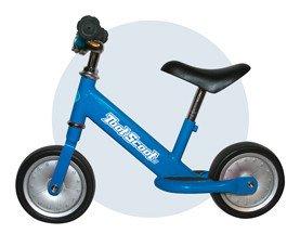 TootScoot-II-Balance-Bike-for-Kids-Blue-0