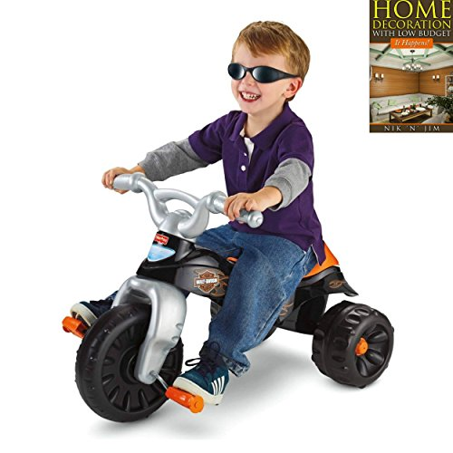 Trike-Motorcycle-Trikes-For-Toddler-Bike-Childrens-Ride-Boy-Big-Foot-Pedals-3-Wheel-Toddler-durable-Tires-And-Stable-House-Deals-0-0